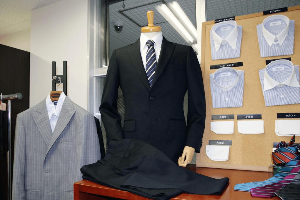 4da46166223cf ビシッと決まるオーダーメイドスーツ。いくらで作れるのかスーツ専門店に聞いてみた
